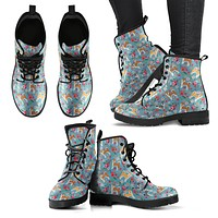 Akita Flower Boots-Clearance