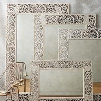 Beau Soir Mirror by Anthropologie