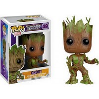 GUARDIANS OF THE GALAXY | Mossy Groot Pop! Vinyl