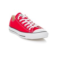 Converse All-Star Ox Lo Basketball Shoe in Red - Footwear