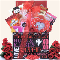 Valentine's Day Gift Basket for Tweens/Teens