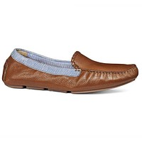 Men's Barrett Loafer in Tan by Jack Rogers