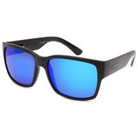 Hoven Mosteez Polarized Sunglasses Black/Tahoe Blue Polarized One Size For Men 25365317801