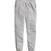 Sweatpants Skinny fit - from H&M