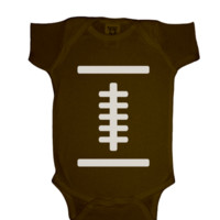 FOOTBALL COSTUME Onesuit FUNNY BABY Onesuit CUTE BABY STUFF BABY CLOTHES CUSTOM BABY CLOTHES halloween outfit TODDLERS BABY GIFTS BABY SHOWER