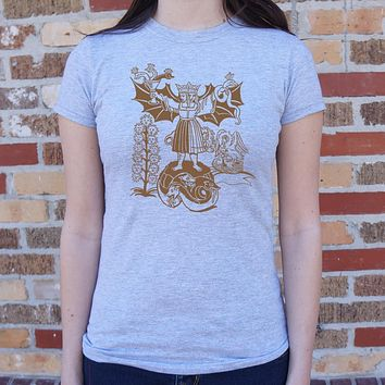 Womens Alchemy T-Shirt