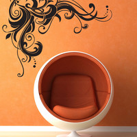 Vinyl Wall Decal Sticker Vine Design #1281