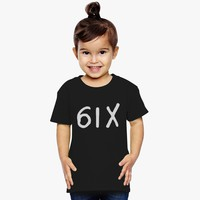 Drake-Six Toddler T-shirt