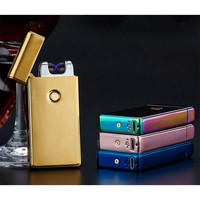 Windproof Flameless Lighter With USB Cable