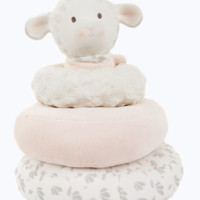 Lila the Lamb Stacker by Meiya and Alvin