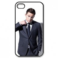 Channing Tatum For Iphone 4/4S Hard Case Cover A16