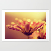 little cup of sunshine Art Print by ingz