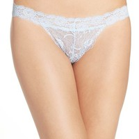 h.dew 'Mollie' Lace Bikini Briefs (5 for $30) | Nordstrom