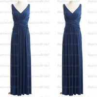 Formal evening dress, prom dress,bridesmaid dress
