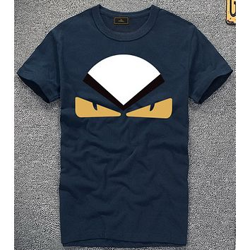 Fendi  Cotton short sleeve T-shirt