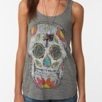 UrbanOutfitters.com > Day of the Dead Tank Top