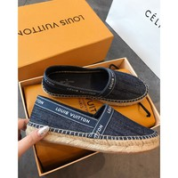 Louis Vuitton Croisiert Espadrille Shoes