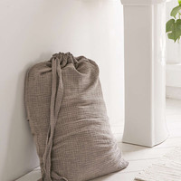 Crinkle Gauze Laundry Bag - Urban Outfitters