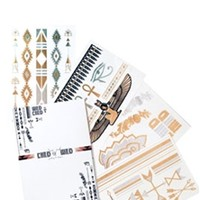 Flash Tattoos Child of Wild Collection