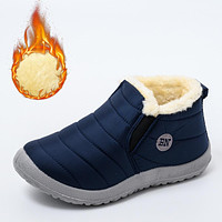 2020 winter boots women waterproof snow women shoes flat Casual Winter Shoes Ankle Boots for Women plus Size Couple shoes