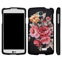LG Optimus F60 Case, LG Transpyre Case, Slim Fit Snap On Cover with Unique, Customized Design for LG Transpyre VS810PP, LG Tribute LS660, LG Optimus F60 (Verizon, Virgin Mobile, MetroPCS) from MINITURTLE | Includes Clear Screen Protector and Stylus Pen - H