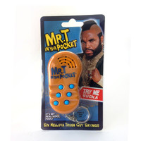 Mr. T In Your Pocket
