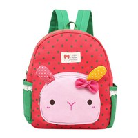Toddler Backpack class Women 2018 Cute Backpack For Teenagers Children Baby Toddler School Bag Girls Boys Kids Cartoon Rabbit Animal Backpack Mochila AT_50_3