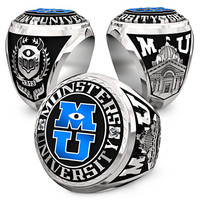 Monsters University Class Ring Paperweight