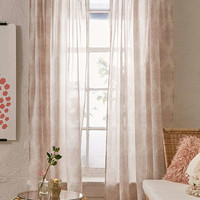 Pavarti Paisley Curtain - Urban Outfitters