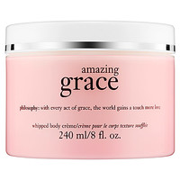 philosophy Amazing Grace Whipped Body Crème (8 oz)