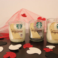Starbucks Frappuccino Candle by Frankencandle on Etsy
