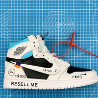 Nike Air Jordan 1 OG AJ1 Men's and women's cheap nike shoes