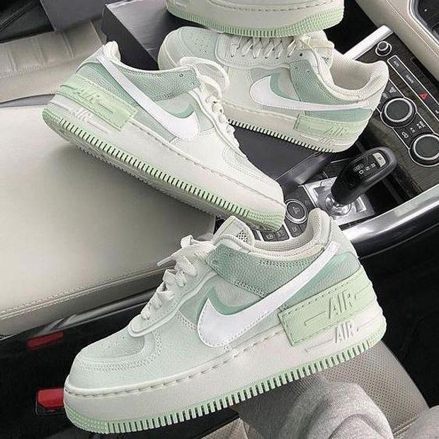Image of Nike Air Force 1 Shadow Women Men Fashion Casual Low-top Old Skool Shoes-5