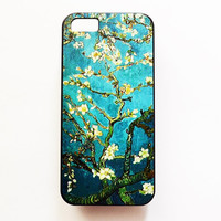 iPhone 6 Case Cover Flowers iPhone 6 Hard case Romantic Back Cover For iPhone Vintage Floral Slim Lightweight iPhone Case