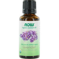 Essential Oils Now Lavender Oil 100% Organic 1 Oz By Now Essential Oils