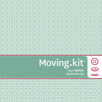 MOVING.KIT ORGANIZER   Practical Organizational Binder for Relocating, Complete with Labels, Tips for a Stress-Free Move   UncommonGoods