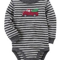 Holiday Truck Thermal Collectible Bodysuit