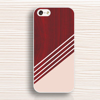 fiery-red wood,iphone 5c case,line iphone 4 case,wood iphone 4s case,pink iphone case,iphone 5s case,iphone 5 case,wood pattern case