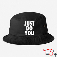 Just Do You bucket hat