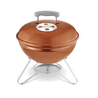 Weber Smokey Joe Portable BBQ Grill - Copper