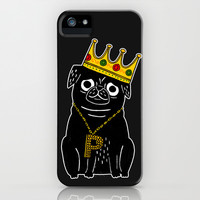 The Notorious P.U.G. iPhone & iPod Case by gemma correll | Society6