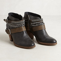 Chained Ankle Boots