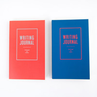 Writing Journal with Pocket