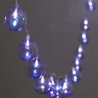 Iridescent Globe String Lights | Urban Outfitters
