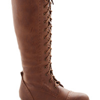 Odyssey to Believe Boot   Mod Retro Vintage Boots   ModCloth.com