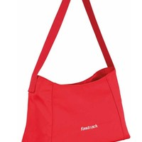 Fastrack A0334NRD01 Red Shoulder Bag