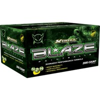 X-Ball Blaze Scenario Paintballs - 2000 Count
