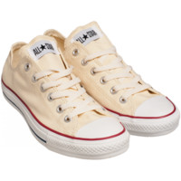 CONVERSE CHUCK TAYLOR LOW IN CREAM - CONVERSE - BRANDS Federal