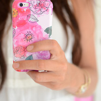 Watercolor Flower Phone Case - iPhone 6