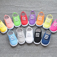 Insole 13 16.8cm 2015 new arrival candy colors children shoes kids sneakers baby boys and girls canvas sports shoes-in Sneakers from Kids & Mothercare on Aliexpress.com   Alibaba Group